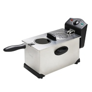 Goodmans Stainless Steel Deep Fat Fryer 3L