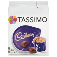 Tassimo Cadbury Hot Chocolate 8pk