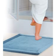 Beldray Memory Foam Shower Mat 55 x 55cm