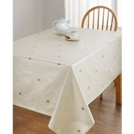 PVC Wipe Clean Tablecloth - Bees