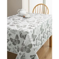 PVC Wipe Clean Tablecloth - Butterfly