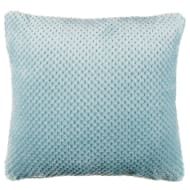 Waffle Cushion Cover 2pk - Duck Egg