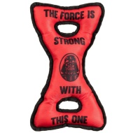 Star Wars Tough Tugger Dog Toy - Darth Vader