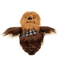 Star Wars Rope Ball Dog Toy - Chewbacca