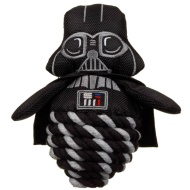 Star Wars Rope Ball Dog Toy - Darth Vader