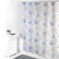 Beldray Printed Shower Curtain - Sea