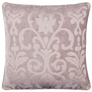 Dallas Chenille Cushion - Mink