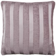Manhattan Chenille Cushion - Mauve