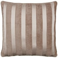 Manhattan Chenille Cushion - Mink