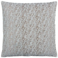 Tiffany Textured Chenille Cushion - Duck Egg