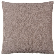 Tiffany Textured Chenille Cushion - Mink