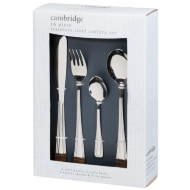 Traditional Cutlery Set 16pc - Cambridge