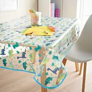 Kids Wipe Clean Tablecloth - Dinosaurs