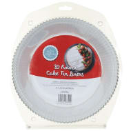 Betty Winters Round Cake Tin Liners 20pk