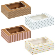 Great Bake Small Cupcake Box 4pk