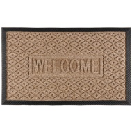 Sculptured Doormat 45 x 75cm