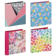 A4 Fashion Ring Binder