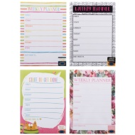 Fashion Weekly Planner