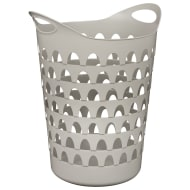 Tall Flexi Laundry Basket - Grey