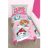 Paw Patrol Single Duvet Set - Top Pups