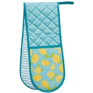 George Wilkinson Contemporary Double Oven Glove - Life's Lemons
