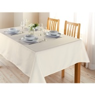 Essentials Tablecloth 132 x 178cm - Beige