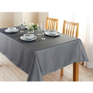 Essentials Tablecloth 132 x 178cm - Grey