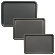 Baking Trays 3pk