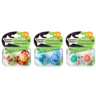 Tommee Tippee Funtime Soothers 2pk