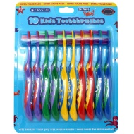 Kids Toothbrushes 10pk