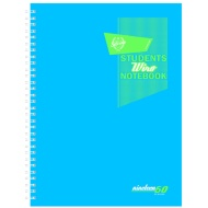 A4 Silvine Wiro Notebook
