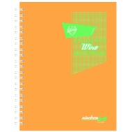 A5 Silvine Wiro Notebook