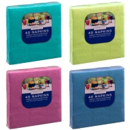 Bright Napkins 40pk