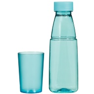 Bottle & Cup Drinking Set 2pc