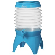 Collapsible Drinks Dispenser 5.4L - Blue