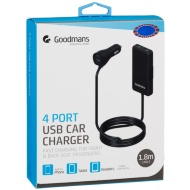 Goodmans 4 Port Passenger Charger