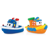 Nuby Tub Tug Squirter Bath Toy