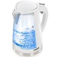 Tower Illuminating Kettle 1.7L - White