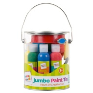 Hobby World Jumbo Paint Tin
