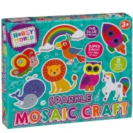 Hobby World Sparkle Mosaic Craft Set