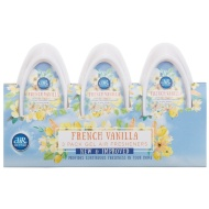 AirScents Gel Air Freshener 3pk - French Vanilla