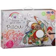 Colour Your Own Pillow
