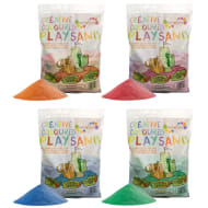 Creative Coloured Play Sand 5kg