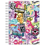 A5 My Little Pony Notebook