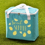 Oversized Picnic Cooler Bag - Turquoise