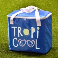 Oversized Picnic Cooler Bag - Navy