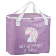 Oversized Picnic Cooler Bag - Unicorn