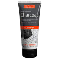 Beauty Formulas Charcoal Clay Mask 100ml