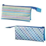 3 Pocket Fashion Pencil Case