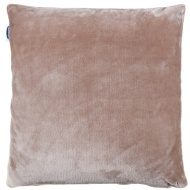 Silent Night Super Soft Oversized Cushion 55cm - Mink